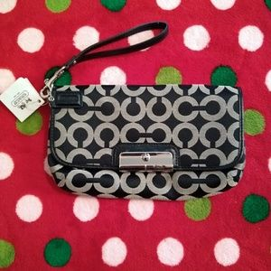 Coach Wristlet / Small Handbag